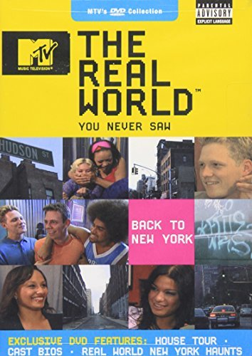 Mtv Real World Back To New York Real World Yo Clr Cc 5.1 Ws Nr