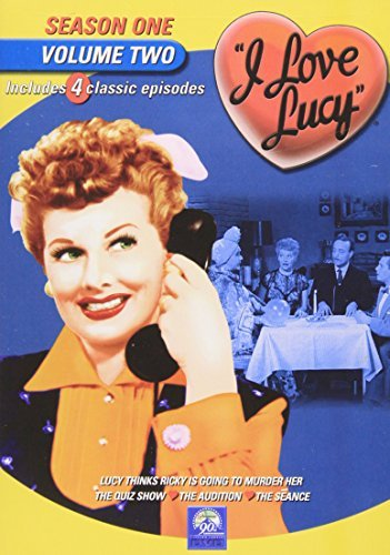 I Love Lucy I Love Lucy Vol. 2 Season 1 Bw Nr