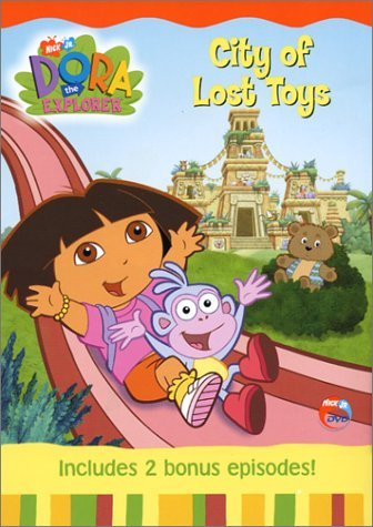 City Of Lost Toys Dora The Explorer Clr Cc Nr
