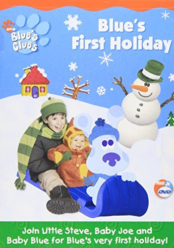 Blue's Clues Blues First Holiday DVD Nr