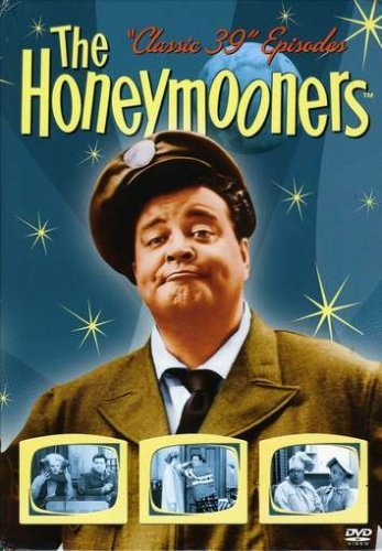 Honeymooners Honeymooners Classic 39 Episo Nr 5 DVD