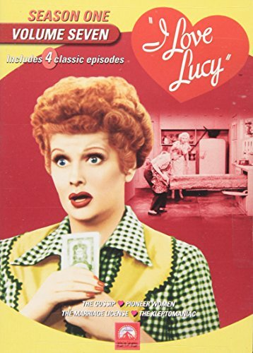 I Love Lucy I Love Lucy Vol. 7 Season One Clr Nr