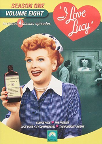 I Love Lucy I Love Lucy Vol. 8 Season One Clr Nr