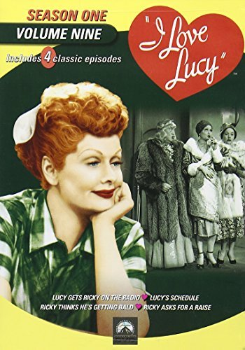 I Love Lucy I Love Lucy Vol. 9 Season One Clr Nr