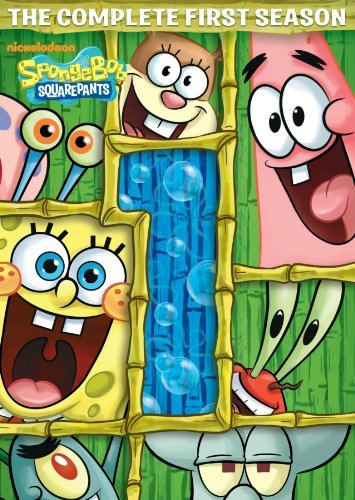 Spongebob Squarepants Season 1 DVD Nr