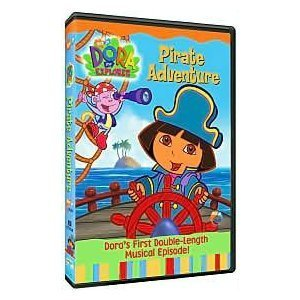 Dora's Pirate Adventure Dora The Explorer Nr