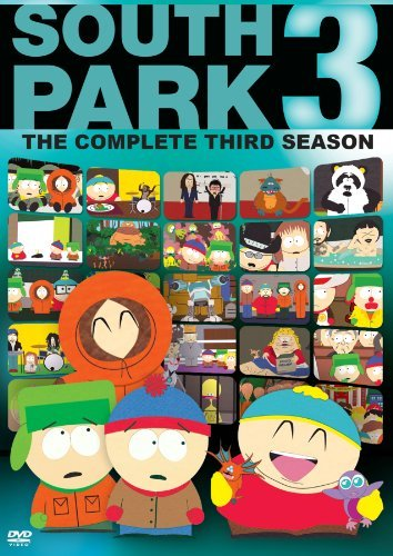 South Park Season 3 DVD Nr