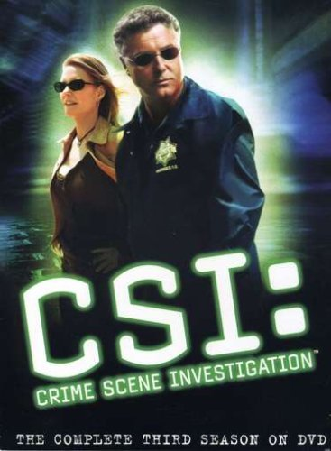 Csi Season 3 DVD