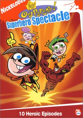 Superhero Spectacle Fairly Oddparents Nr