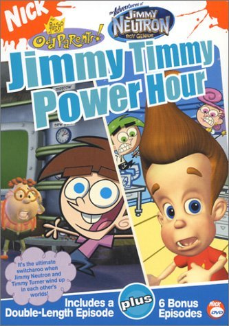 Fairly Oddparents Jimmy Timmy Adventures Of Jimmy Neutron Bo Nr