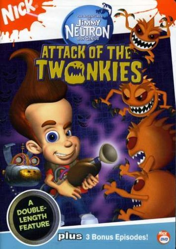 Attack Of The Twonkies Adventures Of Jimmy Neutron Nr