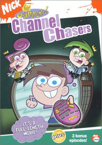 Channel Chasers Fairly Oddparents Nr