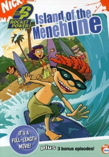 Island Of The Menehune Rocket Power Nr