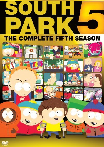 South Park Season 5 DVD Nr