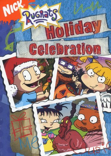 Rugrats Halloween Rugrats Than Rugrats Holiday Celebration Nr 2 DVD