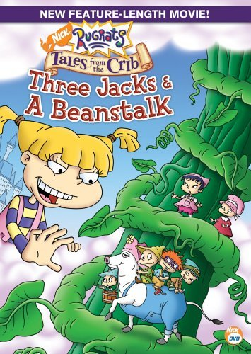 Rugrats Three Jacks & A Beanstalk DVD Nr
