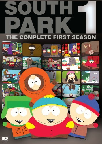 South Park Season 1 DVD Nr