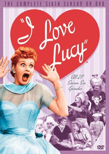 I Love Lucy Season 6 Bw Nr 4 DVD