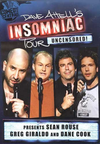 Dave Attell's Insomniac Tour Dave Attell's Insomniac Tour Uncensored