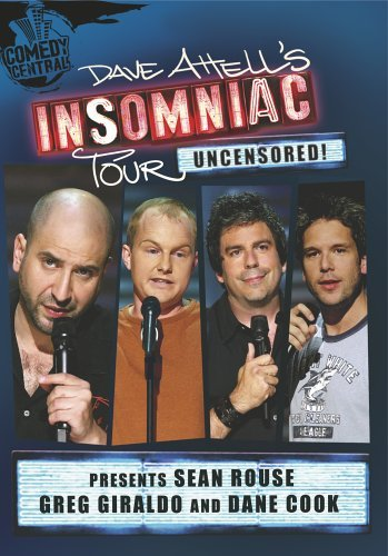 Dave Attell's Insomniac Tour Dave Attell's Insomniac Tour Clr Nr