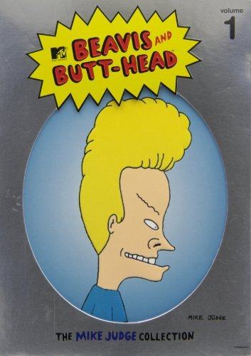 Beavis & Butt Head Volume 1 DVD