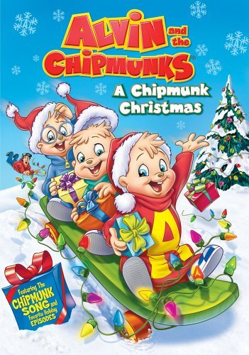 Alvin & The Chipmunks Chipmunk Christmas Clr Chnr