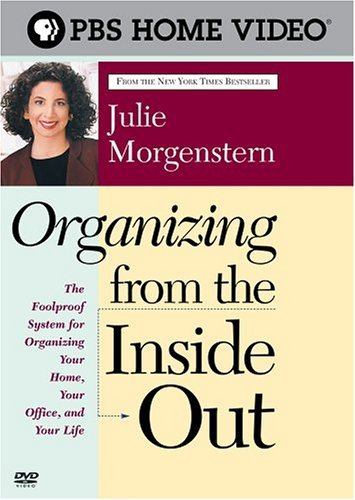 Julie Morgenstern Organizing From The Inside Out Clr Nr