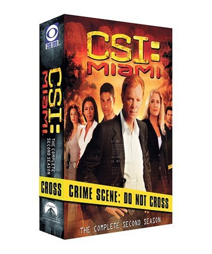 Csi Miami Season 2 Season 2