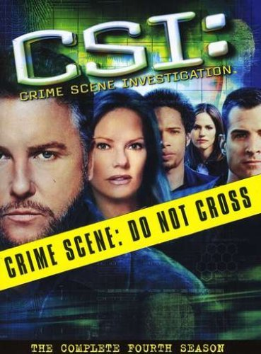 Csi Season 4 DVD Season 4