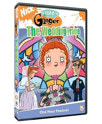 As Told By Ginger Wedding Fram Clr Nr