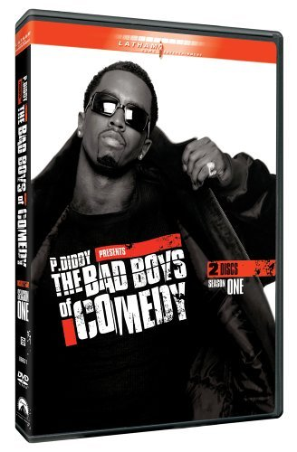 Bad Boys Of Comedy Season 1 Clr R 2 DVD