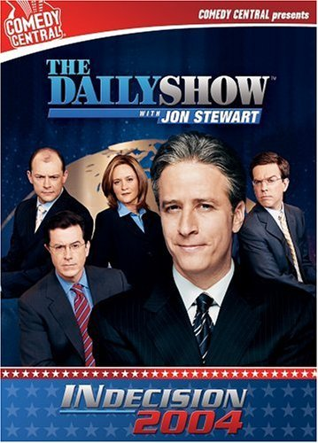 Daily Show Daily Show Indecision 2004 Nr 3 DVD