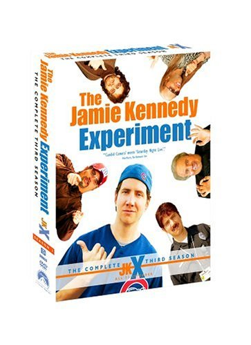 Jamie Kennedy Experiment Season 3 Clr Nr 3 DVD