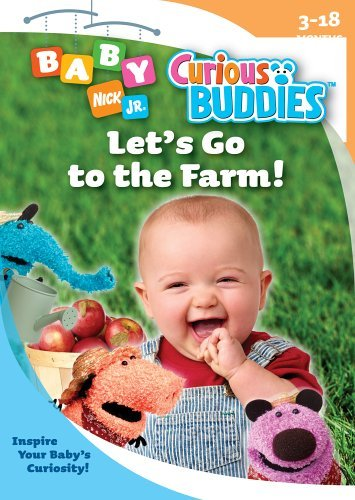 Lets Go To The Farm Curious Buddies Nr