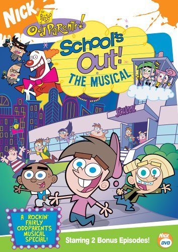 School's Out! The Musical Fairly Oddparents Nr