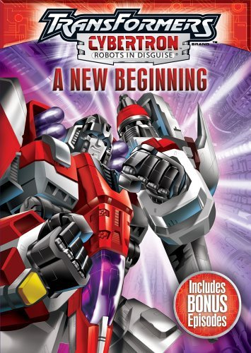 Transformers Cybertron Robots New Beginning Clr Nr