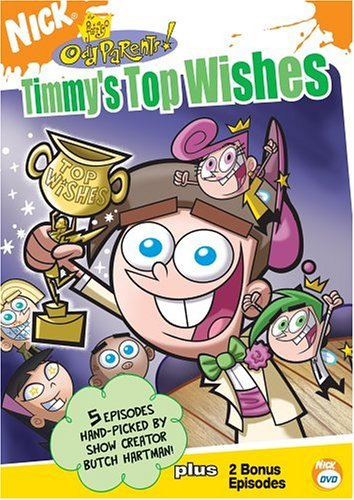 Timmy's Top Wishes Fairly Oddparents Nr