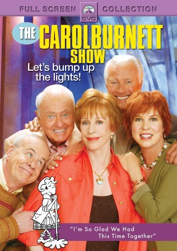 Carol Burnett Show Let's Bump Up The Lights Clr Nr