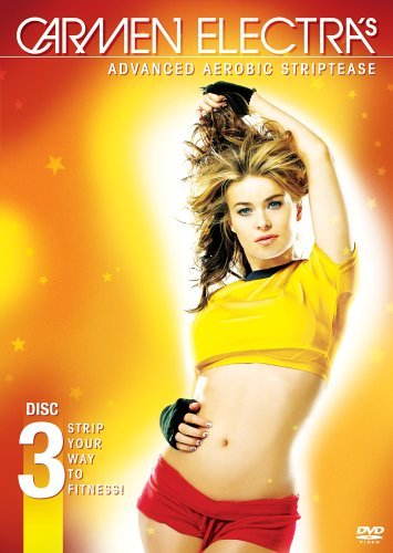 Carmen Electra Advanced Aerobic Striptease Clr Nr