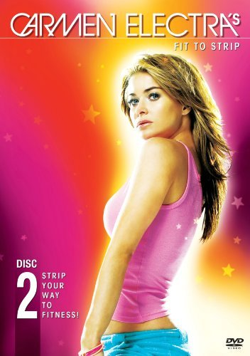 Carmen Electra Fit To Strip Clr Nr