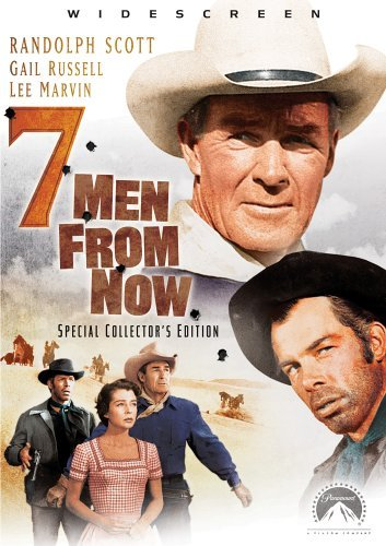 Seven Men From Now Scott Russell Marvin Clr Ws Nr