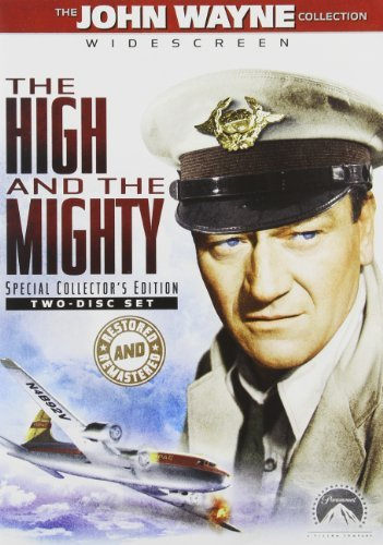 High & The Mighty Wayne Trevor Day Stack Clr Ws Nr 2 DVD Coll Ed