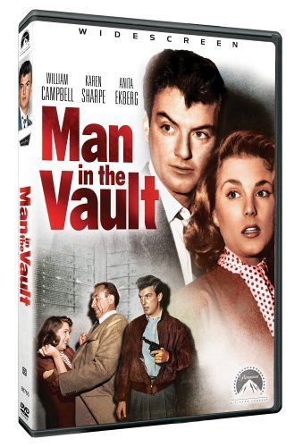Man In The Vault Man In The Vault Clr Ws Nr