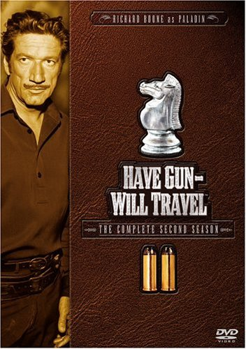 Have Gun Will Travel Season 2 DVD