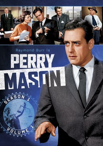 Perry Mason Vol. 1 Season 1 Season 1 Volume 1