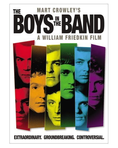 Boys In The Band Combs Fray Gorman DVD R Ws