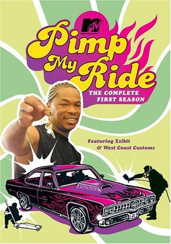 Mtv Pimp My Ride Mtv Pimp My Ride Season 1 Nr 3 DVD