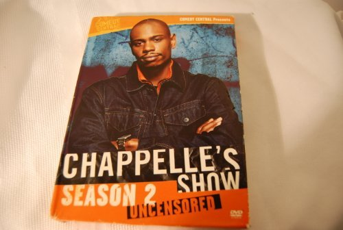 Chappelle's Show Season 2 Uncensored