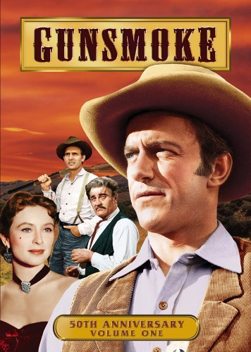 Gunsmoke 50th Anniversary Collection Volume 1 DVD Nr 3 DVD