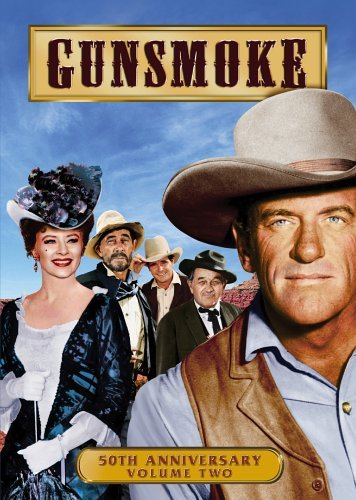 Gunsmoke Gunsmoke Vol. 2 50th Annivers Nr 3 DVD